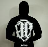 Bluza Zip H.S.E.K czarny