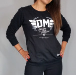 Bluza damska DM czarna