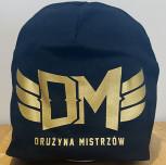 Czapka DM Classic czarna/złoty